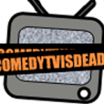 Comedy TV is Dead logo